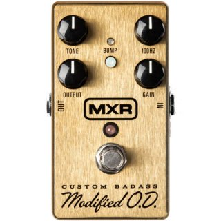 MXR (エムエックスアール) Custom Badass Modified Over Drive M77