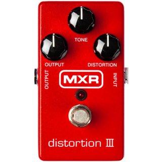 MXR (エムエックスアール) Distortion III M115
