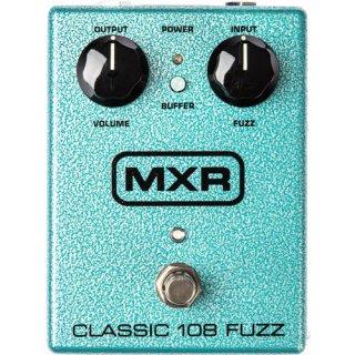 MXR (エムエックスアール) Classic 108 Fuzz M173