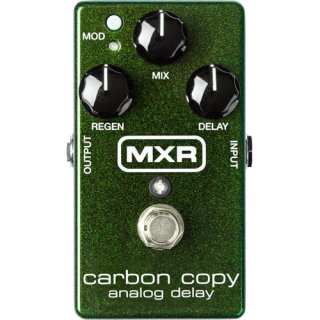 MXR (エムエックスアール) Carbon Copy Analog Delay M169