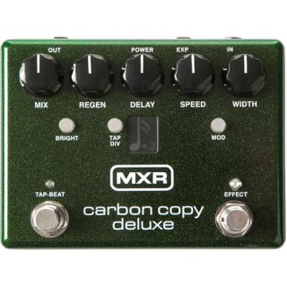 MXR (エムエックスアール) CARBON COPY DELUXE ANALOG DELAY M292