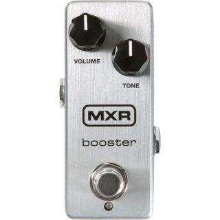MXR (エムエックスアール) BOOSTER MINI M293