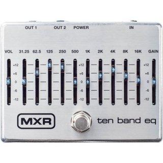 MXR (エムエックスアール) 10-Band Graphic-EQ M108S