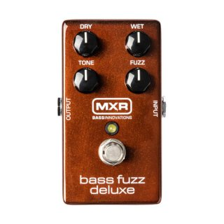 MXR (エムエックスアール) Bass Fuzz Deluxe M84