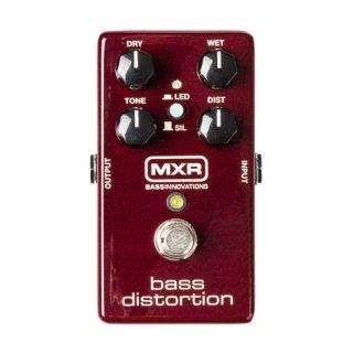 MXR (エムエックスアール) Bass Distortion M85