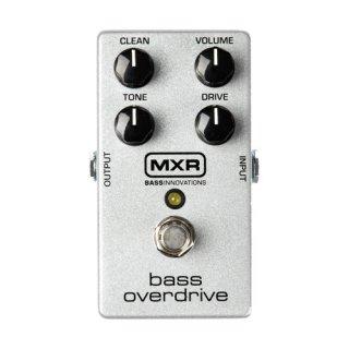 MXR (エムエックスアール) Bass Overdrive M89
