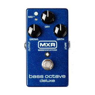 MXR (エムエックスアール) Bass Octave Deluxe M288
