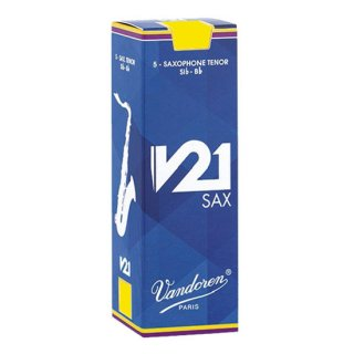 Vandoren(バンドレン) テナーサクソフォン用リード V21(5枚入)