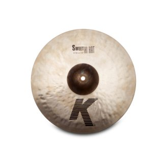 """Zildjian (ジルジャン) Kジルジャン スウィートハイハット 14インチ トップのみ K Sweet Hi Hat 14"""" Top"""