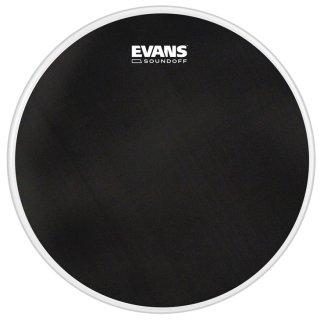 EVANS(エバンス) SoundOff シリーズ メッシュヘッド 18インチ バスドラム打面用ヘッド BD18SO1