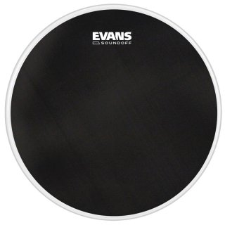 EVANS(エバンス) SoundOff シリーズ メッシュヘッド 24インチ バスドラム打面用ヘッド BD24SO1