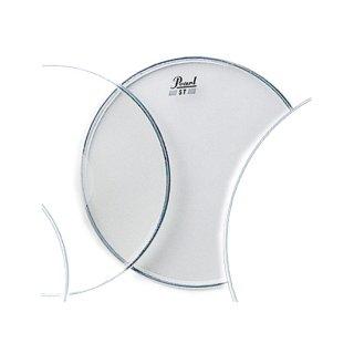 Pearl (パール)  STドラムヘッド (マーチングスネア・ボトム専用ヘッド) 10インチ ST-10