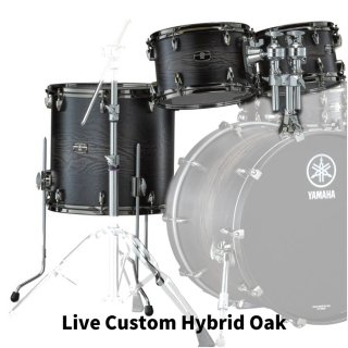 YAMAHA (ヤマハ) ライブカスタム ハイブリッドオーク タムパッケージ Live Custom Hybrid Oak TT10