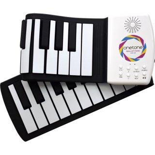 onetone (ワントーン) 49鍵盤ロールアップピアノ OTR-49■■