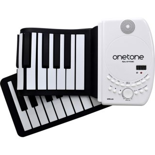 onetone (ワントーン) 61鍵盤ロールアップピアノ OTR-61