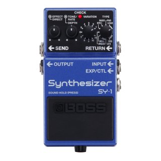 BOSS (ボス) シンセサイザー Synthesizer SY-1 【送料無料】