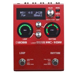 BOSS (ボス) ループステーション Rhythm Loop Station RC-10R 【送料無料】