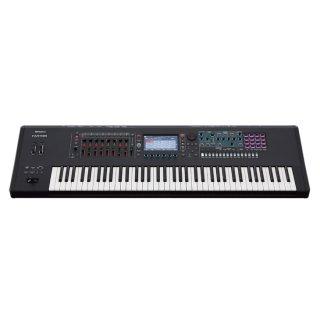 Roland (ローランド) シンセサイザー・キーボード MUSIC WORKSTATION FANTOM-7<br>76 鍵(セミウェイテッド鍵盤、アフタータッチ対応)