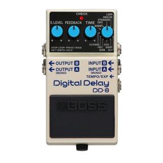 BOSS (ボス) デジタルディレイ Digital Delay DD-8 【送料無料】
