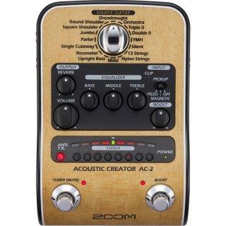 ZOOM (ズーム) アコースティック・クリエイター AC-2