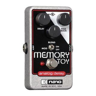 electro-harmonix (エレクトロ・ハーモニックス) Memory Toy Analog Delay With Modulation