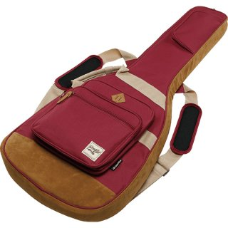 Ibanez ( アイバニーズ )  POWERPAD Designer Collection Gig Bag IGB541 エレキギター用バッグ カラー:ワインレッド