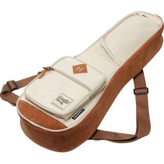 Ibanez ( アイバニーズ ) POWERPAD Designer Collection Bag IUBS542-BE ソプラノ用ウクレレバッグ リュックタイプ カラー:ベージュ