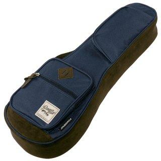 Ibanez ( アイバニーズ ) POWERPAD Designer Collection Bag IUBS541 ソプラノ用ウクレレバッグ カラー:ネイビー