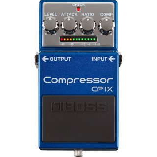 BOSS (ボス) コンプレッサー  Compressor CP-1X 【送料無料】