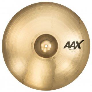 【シンバルケースプレゼント】<br>SABIAN (セイビアン) AAX X-PLOSION RIDE 21