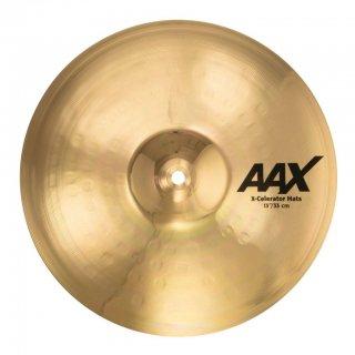【シンバルケースプレゼント】<br>SABIAN (セイビアン) AAX X-CELERATOR HATS 14