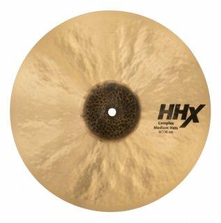【シンバルケースプレゼント】<br>SABIAN (セイビアン) HHX COMPLEX MEDIUM HATS 14
