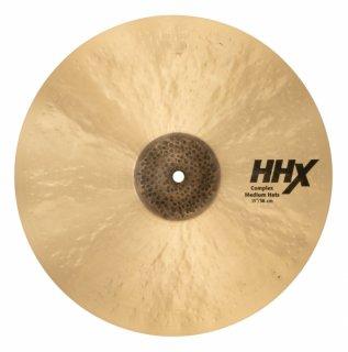 【シンバルケースプレゼント】<br>SABIAN (セイビアン) HHX COMPLEX MEDIUM HATS 15
