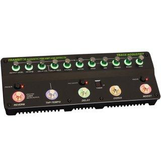 TRACE ELLIOT ( トレースエリオット ) エレクトリックアコースティックギター用マルチエフェクター Transit A【キャリンクバッグ付属】