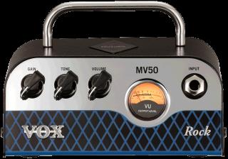 VOX ( ヴォックス ) コンパクトギターヘッドアンプ MV50 ROCK