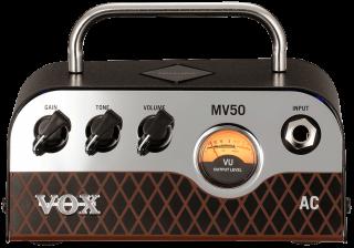 VOX ( ヴォックス ) コンパクトギターヘッドアンプ MV50 AC