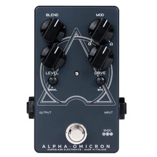 Darkglass Electronics(ダークグラスエレクトロニクス )Alpha Omicron ディストーション