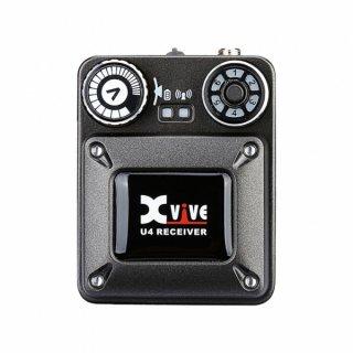 XVIVE (エックスバイブ) インイヤーモニター デジタルワイヤレス・システム レシーバー単体 XV-U4R