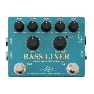 HAO(ハオ) ベース用プリアンプ  BASS LINER