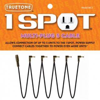 TRUETONE(トゥルートーン) マルチプラグ5ケーブル 1SPOT MC5 MULTI