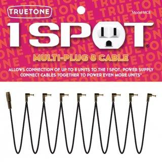 TRUETONE(トゥルートーン) マルチプラグ8ケーブル 1SPOT MC8 MULTI