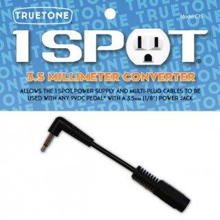 TRUETONE(トゥルートーン) 3.5Φミニプラグアダプター 1SPOT C35 PIN