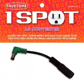 TRUETONE(トゥルートーン) LINE6用変換ケーブル 1SPOT CL6 LINE6