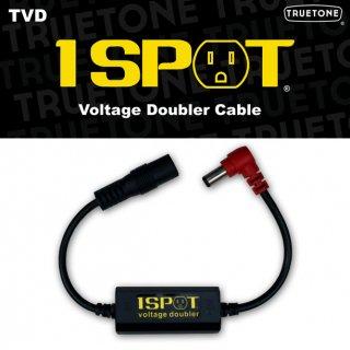 TRUETONE(トゥルートーン) ボルテージダブラー DC9VをDC18V(またはDC12VをDC24V)に変換 1SPOT TVD / Voltage Doubler