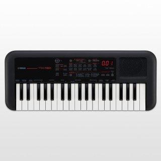 YAMAHA (ヤマハ) ポータブル キーボード PSS-A50【演奏から録音、音楽制作ツールとしても活用可能なミニキーボード】