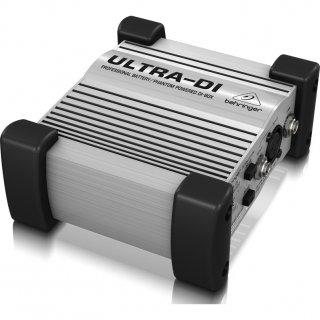 BEHRINGER (ベリンガー) ダイレクト・ボックス ULTRA-DI DI100