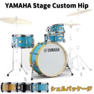 YAMAHA (ヤマハ) ステージカスタムヒップ 【シェルパッケージ】 Stage Custom Hip SBP0F4H