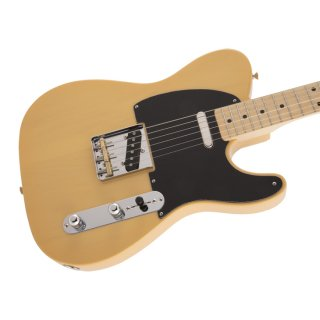 Fender (フェンダー) エレキギター MIJ Traditional II 50s Telecaster カラー:Butterscotch Blonde 【ギグバッグ付属】