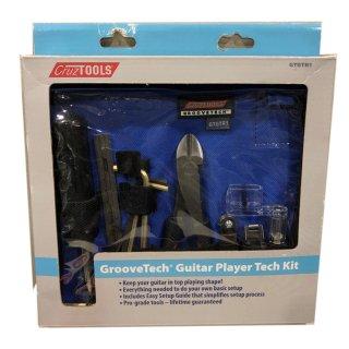 【1点限り 外箱不良特価品】Groovetech Tools (グルーブ・テック・トゥールズ) ギター用ツール メンテナンス工具 GTGTR1