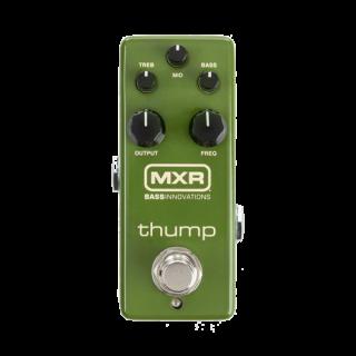 MXR (エムエックスアール) THUMP BASS PREAMP M281